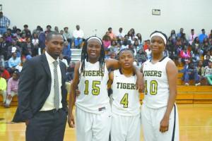 GHS Tigers senior night girls copy
