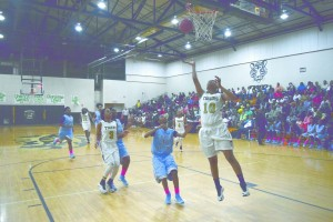 Tigers pounce on Calhoun girls copy