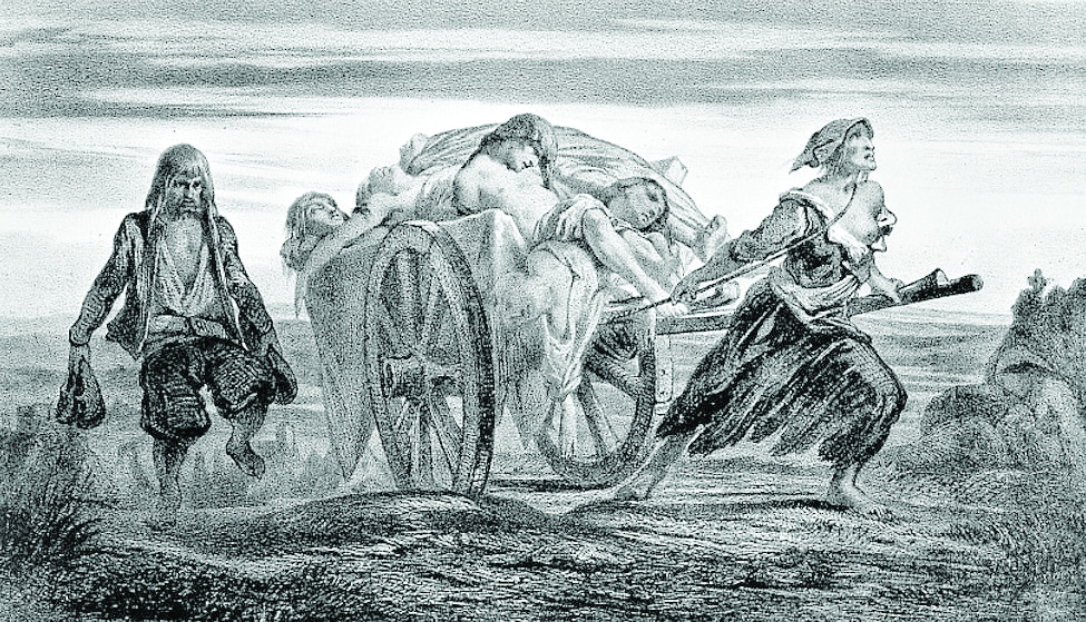 Two of History's Deadliest Plagues Were Linked, With ... |History Black Death